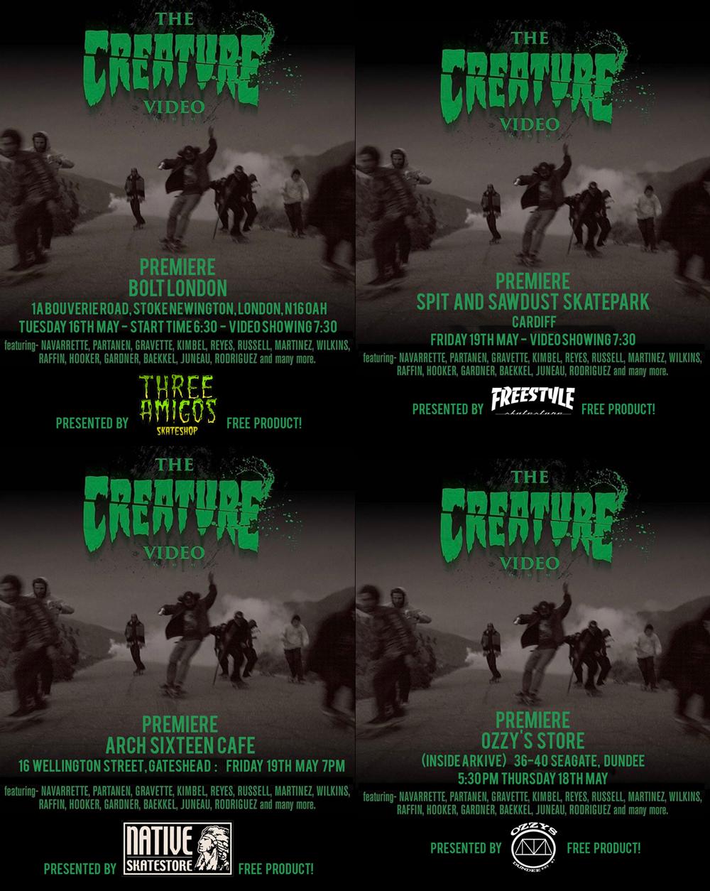 Four-Premieres