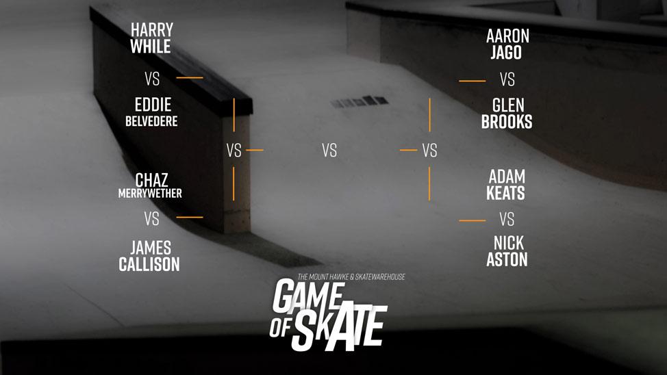 Skate Warehouse X Mount Hawke Skatepark : Game Of SKATE